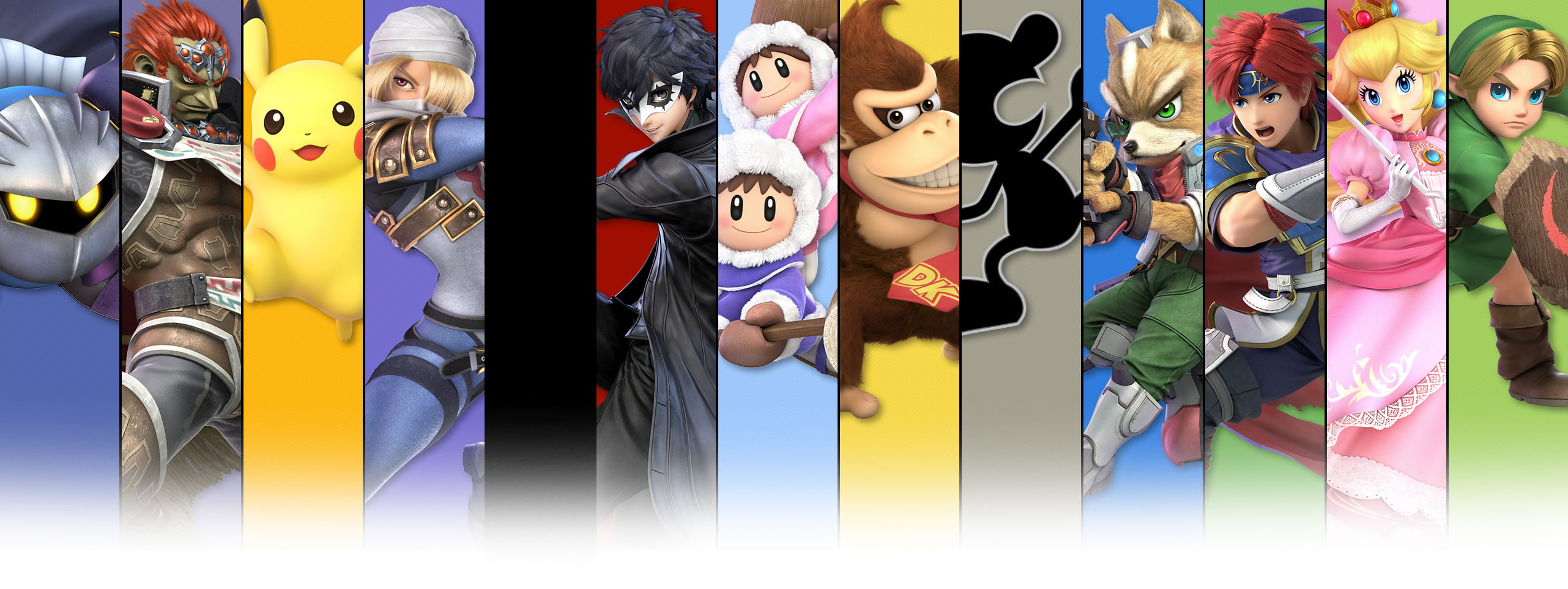 Fighters | Super Smash Bros  Ultimate – Official Site