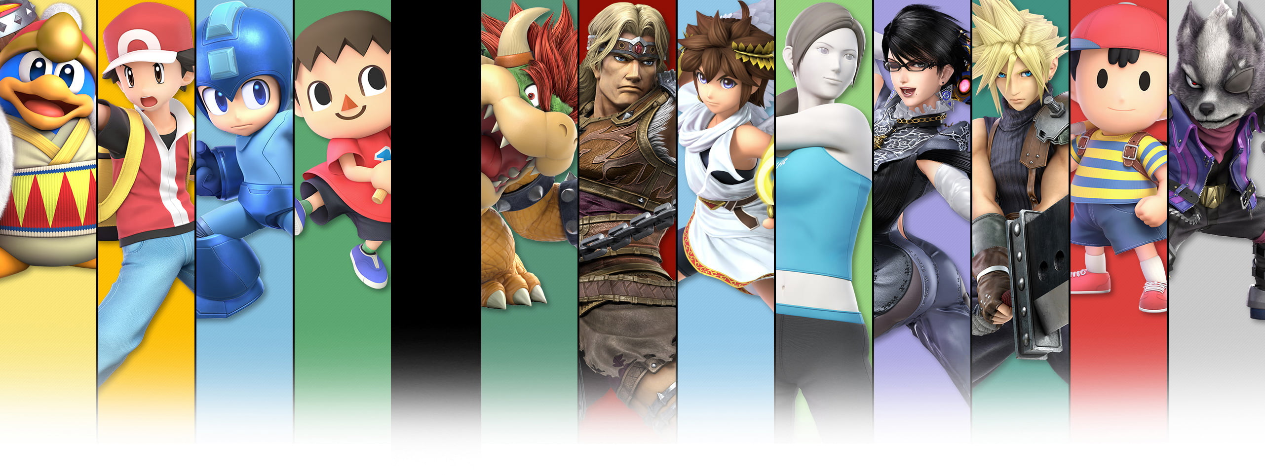 Fighters | Super Smash Bros  Ultimate for the Nintendo