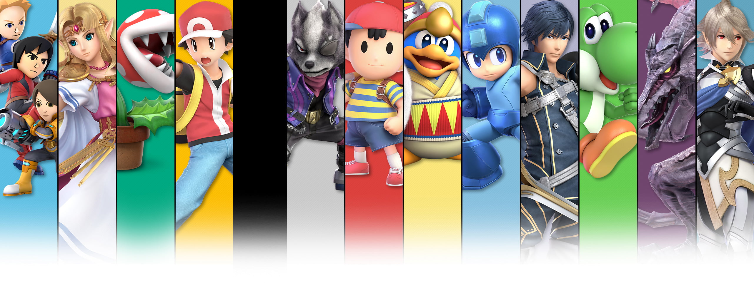 Fighters | Super Smash Bros  Ultimate for the Nintendo Switch System