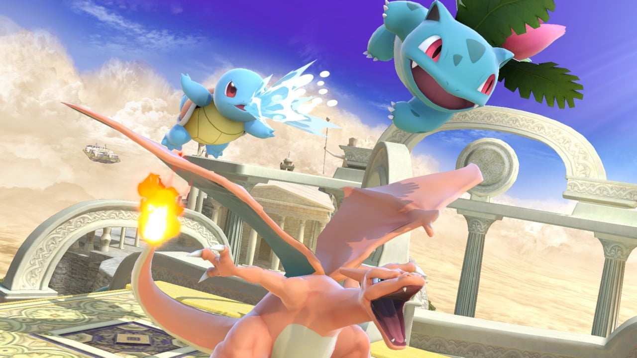 Fighters | Super Smash Bros. Ultimate for the Nintendo ...