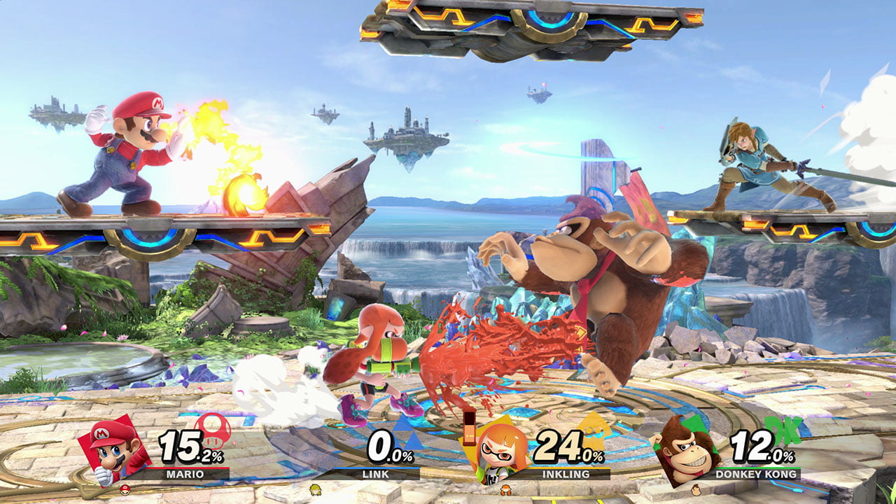 More features | Super Smash Bros  Ultimate for the Nintendo