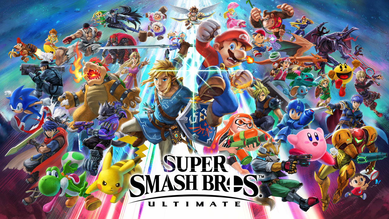 Super Smash Bros Ultimate Official Site Nintendo Switch
