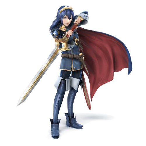 Super Smash Bros. for Nintendo 3DS and Wii U: Lucina