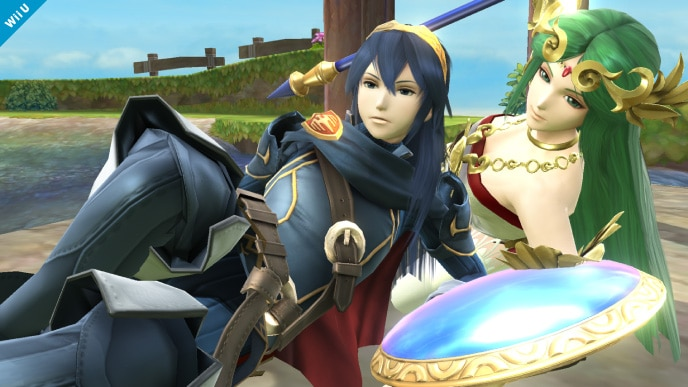 FIRE EMBLEM HYPE TRAIN IS HERE : smashbros