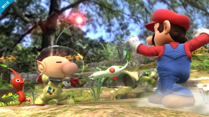 Super Smash Bros Wii U/3DS Screen-1