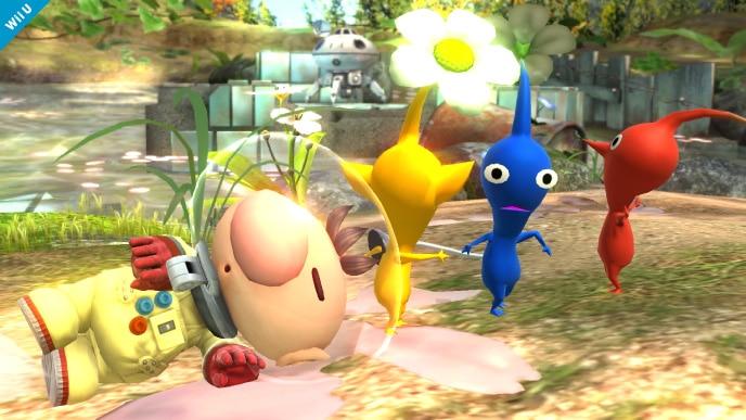 Super Smash Bros Wii U/3DS Screen-10