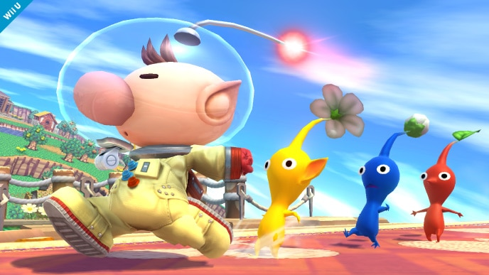 Super Smash Bros Wii U/3DS Screen-2