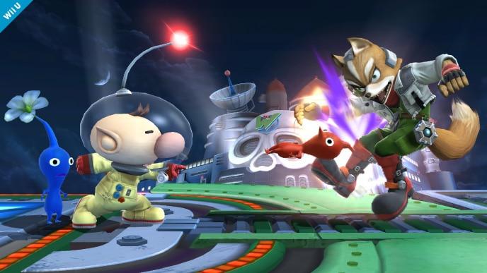 Super Smash Bros Wii U/3DS Screen-3