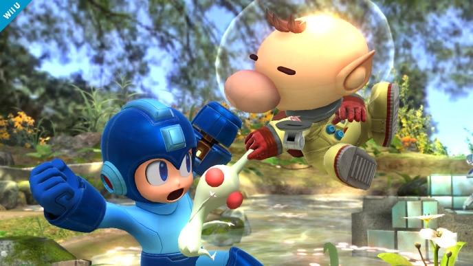 Super Smash Bros Wii U/3DS Screen-4