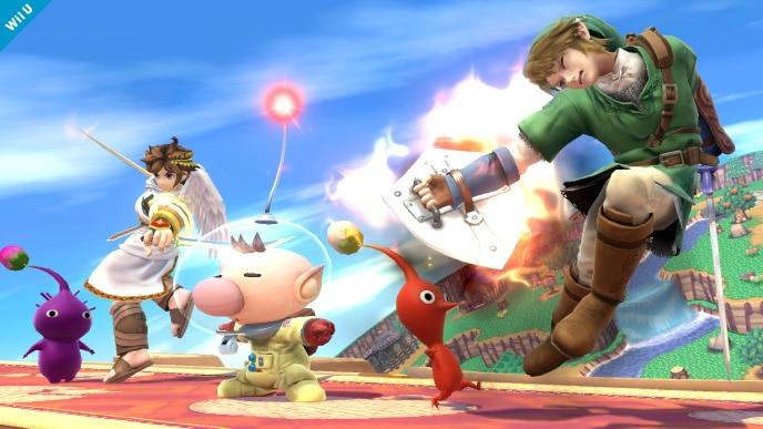 Super Smash Bros Wii U/3DS Screen-5