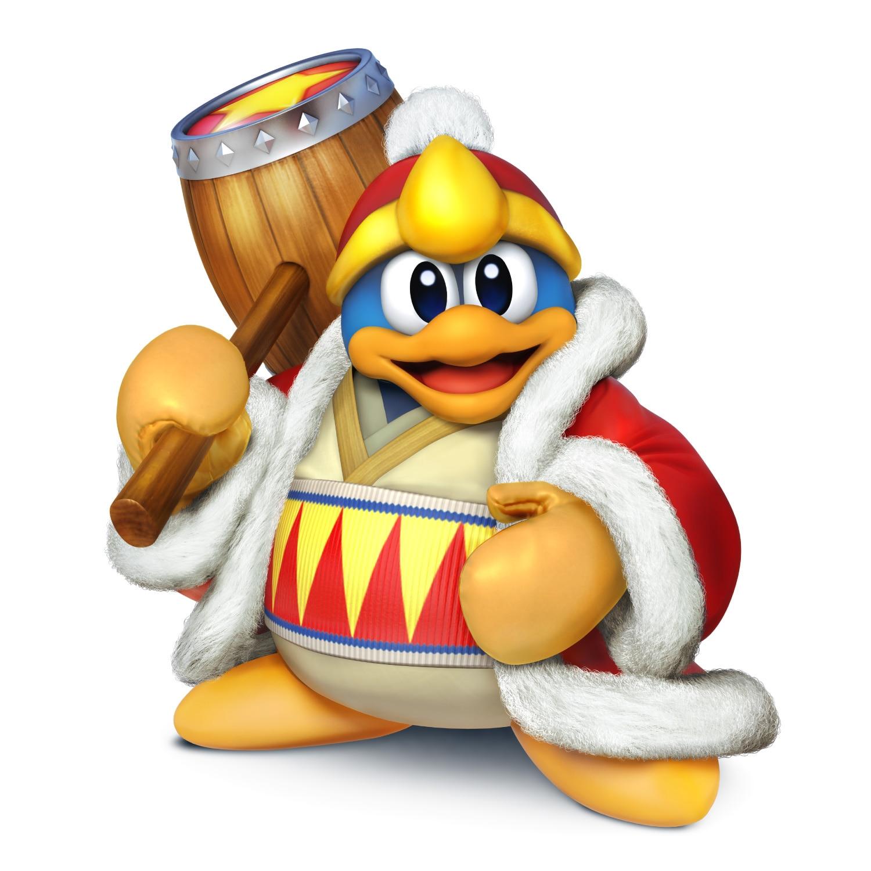 Super Smash Bros For Nintendo 3DS And Wii U King Dedede