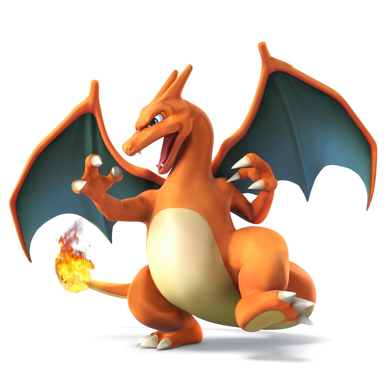 Super Smash Bros. Pour Nintendo 3DS / Wii U : Dracaufeu