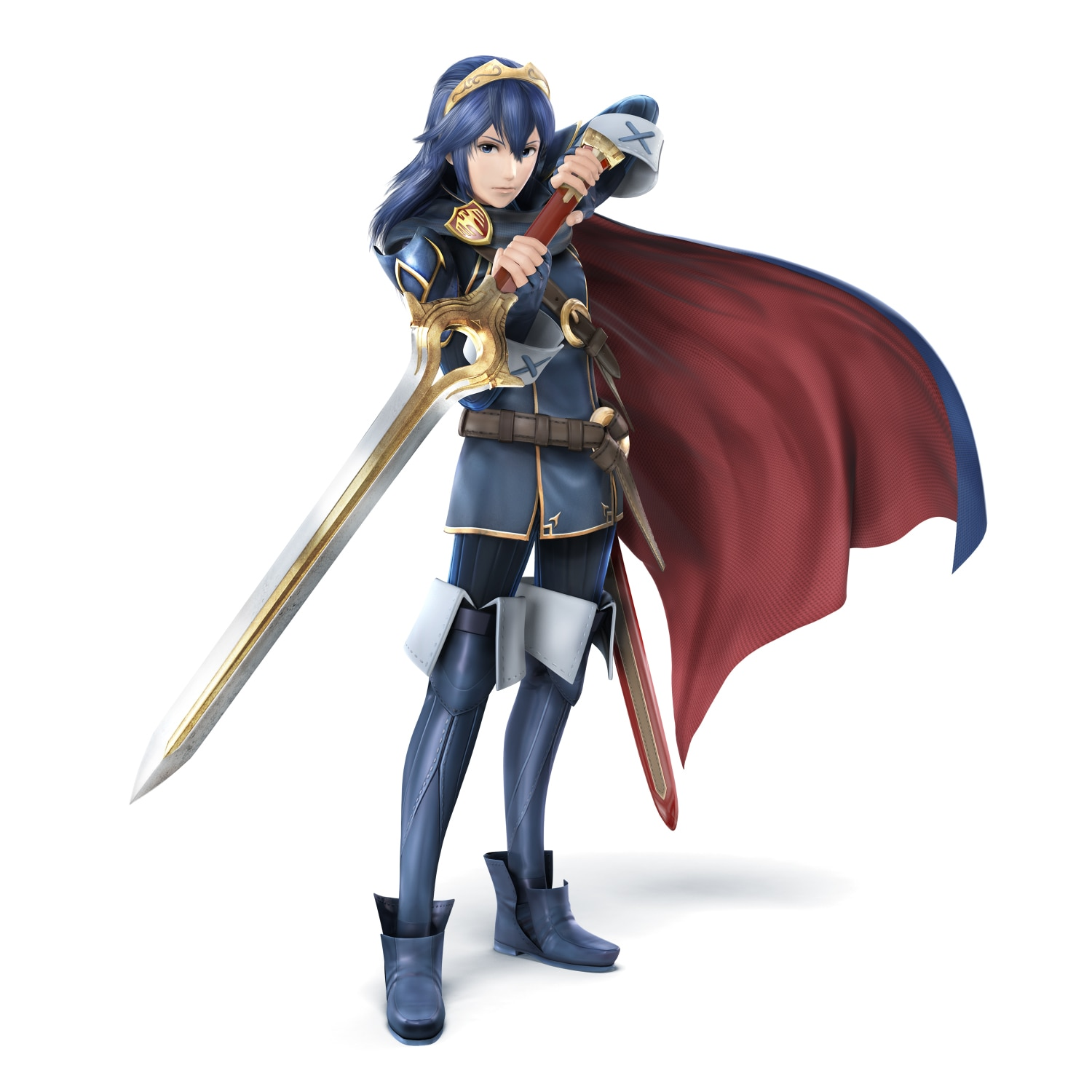 Super Smash Bros. for Nintendo 3DS / Wii U: Lucina