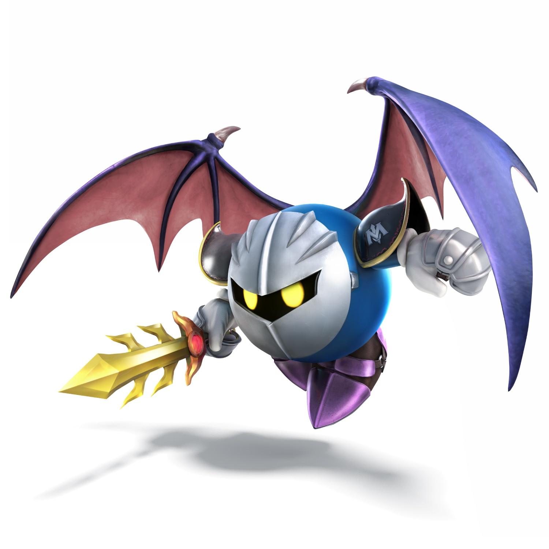 Super Smash Bros. for Nintendo 3DS / Wii U: Meta Knight