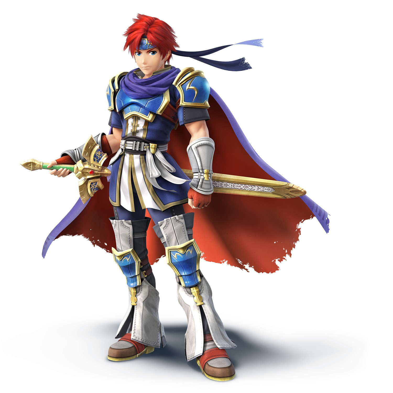Super Smash Bros. for Nintendo 3DS / Wii U: Roy