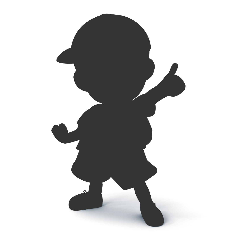 Super Smash Bros  for Nintendo 3DS / Wii U: Ness