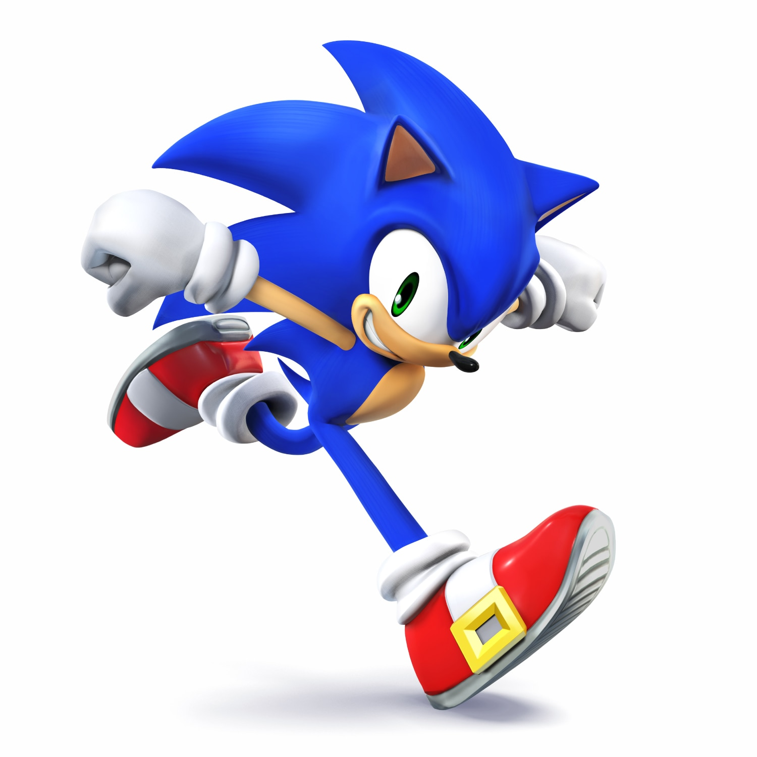 It's just a picture of Impeccable Images of Sonic