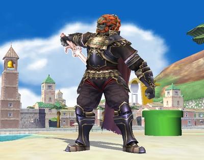 Smash Bros Dojo