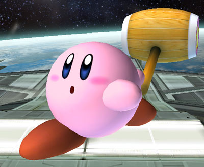 Kirby Super Smash Bros Smash Bros. DOJO!!