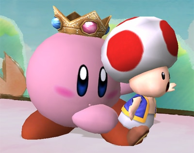 What does princess peach look like