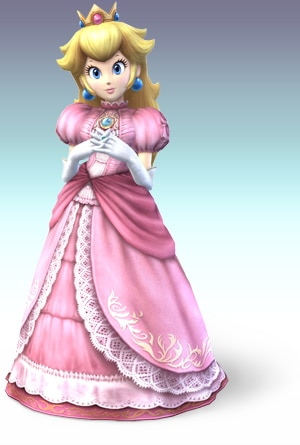 Ultimate Multiverse Heroes Tournament Peach