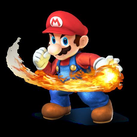 Super Smash Bros For Nintendo 3DS Wii U Mario