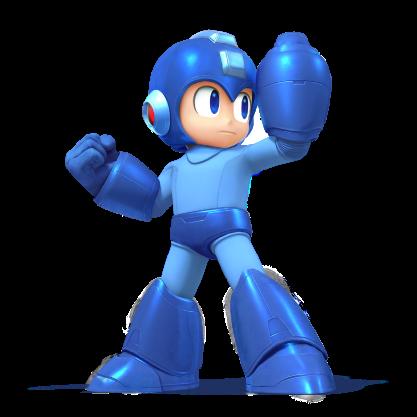 Super Smash Bros for Nintendo 3DS Wii U Mega Man