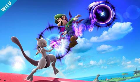 Super Smash Bros  for Nintendo 3DS / Wii U: Mewtwo
