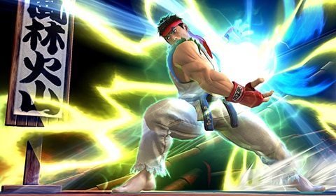 Super Smash Bros  for Nintendo 3DS and Wii U: Ryu