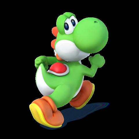 大乱闘スマッシュブラザーズ for Nintendo 3DS / Wii U:ヨッシー