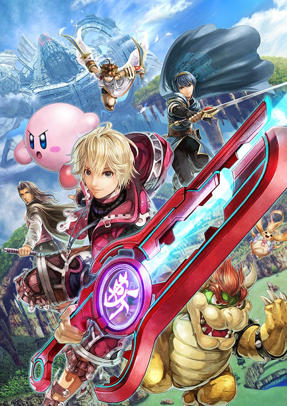 大乱闘スマッシュブラザーズ For Nintendo 3ds Wii U シュルク