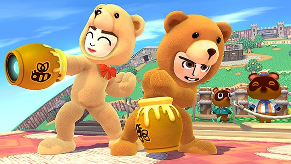 Super Smash Bros  for Nintendo 3DS / Wii U: Downloadable Content Info