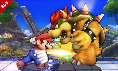 Super Smash Bros  for Nintendo 3DS / Wii U: Basic Controls