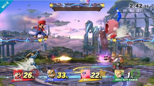 Super Smash Bros  for Nintendo 3DS / Wii U: Smash
